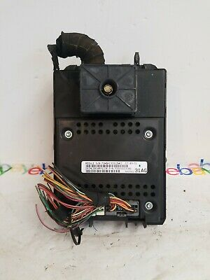 2000-01 Jeep Grand Cherokee Fuse Box Panel 04812515AH
