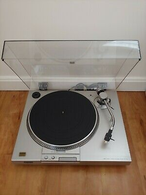 Sony PS-T15 Direct Drive Stereo Turntable Working Pickering DLR Cartridge