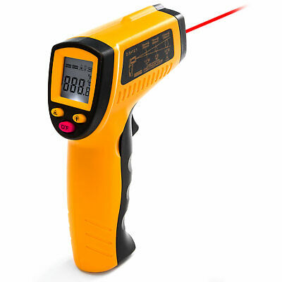 Non-Contact Digital Laser Infrared Thermometer Gun Measure Surface Temperatures