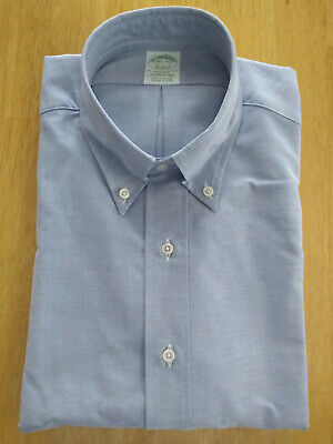 NWOT Brooks Brothers White Oxford Button Down Milano Fit Several Sizes MSRP $140