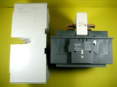 ABB  AF300-30  Non Reversing Contractor