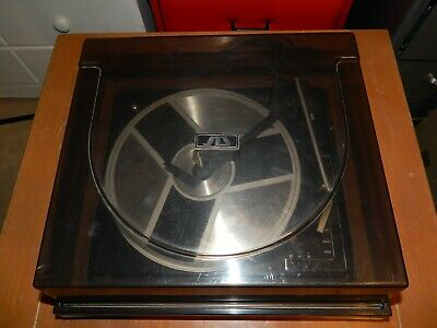 Vintage BSR 915 Soundesign Stereo Record Player Turntable 70's Great Britain