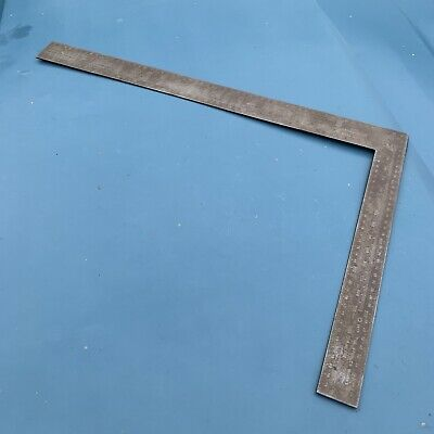 Vintage 1977 Stanley Usa No.45-540 Metric Roofers Rafters Square Hip & Valleys