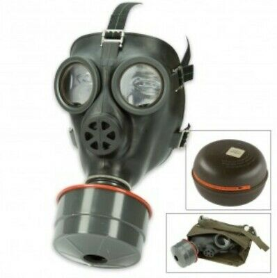 Military Surplus Swiss Gas Mask with Filter and Bag 91651987