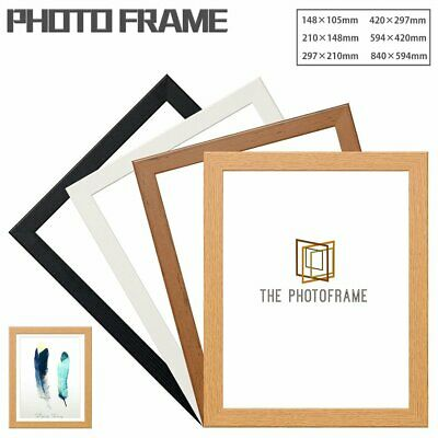 Photo Frames Collage A1 A2 A3 Picture Frame Hanging Wall Home Decor Gift