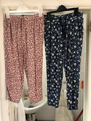 Next Girls Spring/summer Trousers Age 7