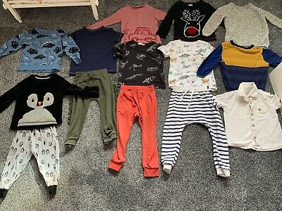 Boys Clothes Bundle 2-3 Years Next George
