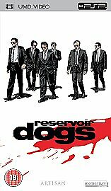 Reservoir Dogs DVD (2005) Quentin Tarantino cert 18 Expertly Refurbished Product