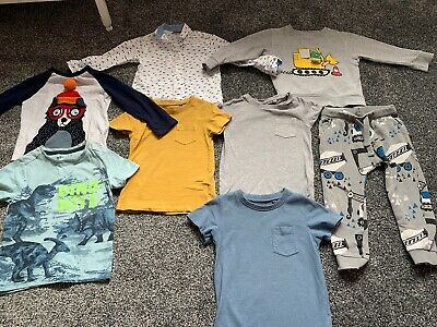 Boys Clothes Bundle 3-4 Years Next