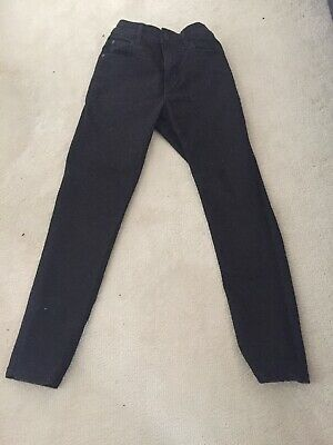 Boys Next Black Skinny Jeans 10