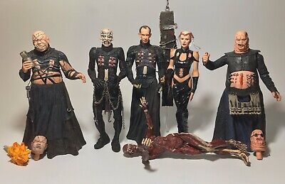 NECA Hellraiser Action Figure Lot Horror