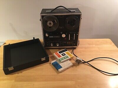 AKAI 1721L Reel To Reel Tape Recorder/ Player - Fully Working