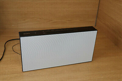 Sony Cmt-x3cd Micro HIFI System (cd USB Bluetooth 20 Watt) White #10