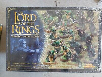 Games Workshop Lord of the Rings Rangers of Middle Earth