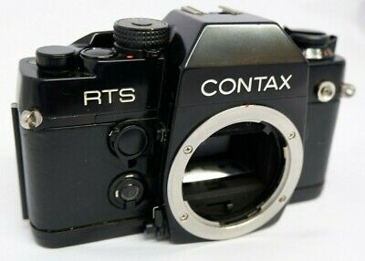 Contax RTS II SLR Film Camera Body Only
