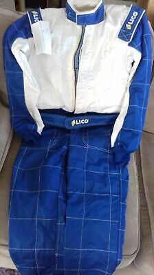 rally fia suit new lico n 50