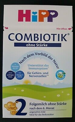 Hipp organic formula stage 2 /Original formula-from Germany