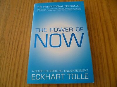 The Power of Now by Tolle Eckhart Book