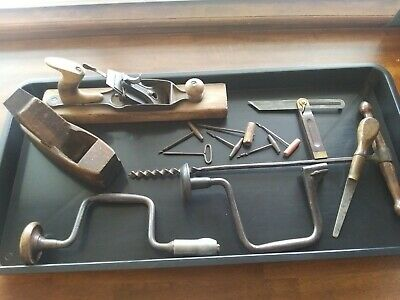 Vintage Antique Woodworking Tools Stanley Ohio Tool John Fray Sargent 3416 Etc..