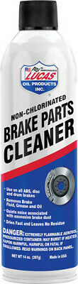 Lucas Oil 10906 Lucas Brake Parts Cleaner Non-Chlorinated 53-1033 58-5308