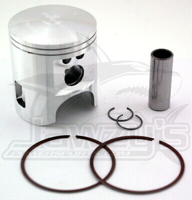 Gaskets TRX250R 87-89  *.080//68mm* Top End Rebuild Kit Wiseco Piston//Bearing