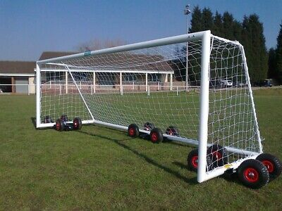 Movable goalpost. Useful concept in business.