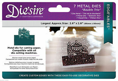 Crafters Companion Die Sire Christmas Cut In Dies New Range 28 01 Picclick