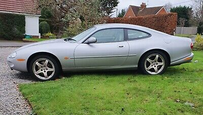 2000 Jaguar Xkr 4.0 Supercharged Sports Coupe - Only 56,600 Miles