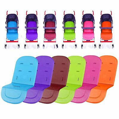 Stroller Accessories Pushchair Car Seat Padding Baby Pram Liner Pad Cushion