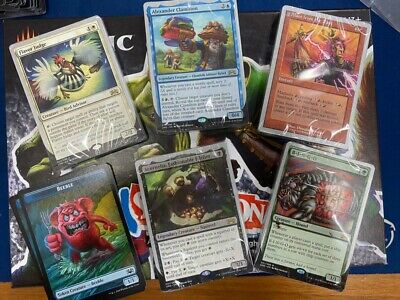 MTG Unsanctioned Complete Set WITHOUT Basic Land x1