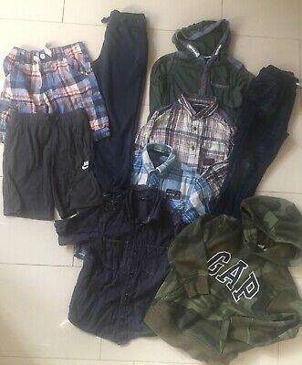 Boys Clothes Bundle Age 6-7 Years