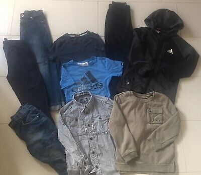 Boys Clothes Bundle Age 7-8 Years