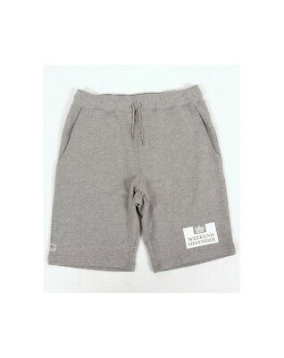 Weekend Offender Action Shorts - Grey Marl - BNWT