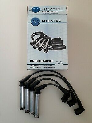 Miratec MIL579 Ignition Lead Set of 4