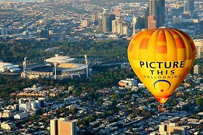 Melbourne Hot Air Balloon Flight 1 x Adult Emailed