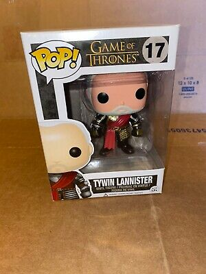 Funko POP Game of Thrones #17 Tywin Lannister (Gold Armor)