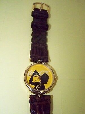 Coca Cola watch vintage limited edition 1996  new battery  ,  works
