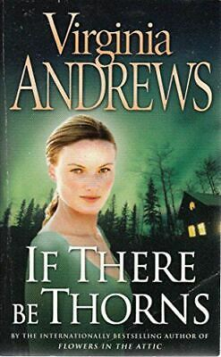 If There Be Thorns, V.C. Andrews, Like New, Paperback