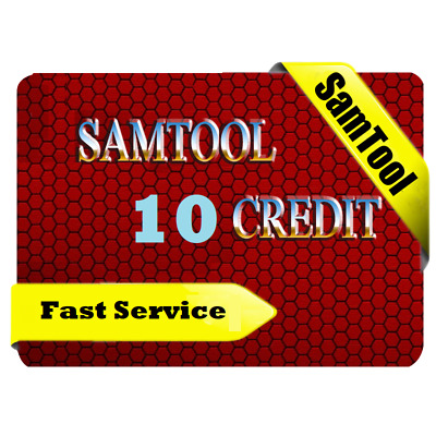 Samtool Server (10 Credits) UNLOCK SAMSUNG new account/Refill !!Fast Service!!