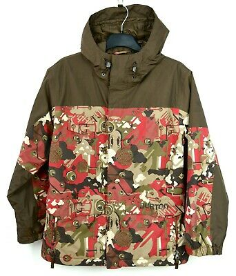 Burton Phantom Boys Ski insulated Jacket Kids XL Hooded Snowboard Coat Warm RA16