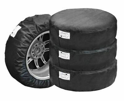 """Set of 4 Spare Wheel Protective Cover Tyre Tire Storage Bag 17"""" 18"""" 19"""" 20"""""""