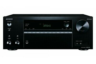 Onkyo TX-NR575E Multiroom AV Receiver with FireConnect & Dolby Atmos/DTS:X