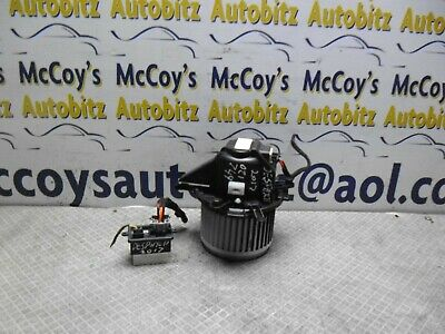 2016-ON CITROEN DISPATCH Heater Fan Blower Motor WITH Heater Resistor