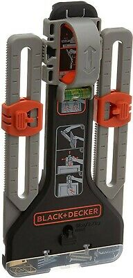 Black and Decker Picture Hanging Kit Mirror Photo Frame Level Hanger Easy Hang