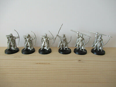 Games Workshop Citadel Lord of the Rings Lotr Rangers of the North Metal