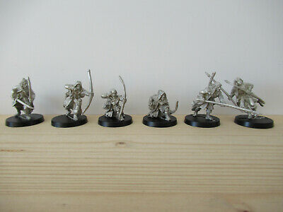 Games Workshop Citadel Lord of the Rings Lotr Dunedain of the North Metal