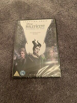 Maleficent: Mistress of Evil DVD - Brand New & Sealed