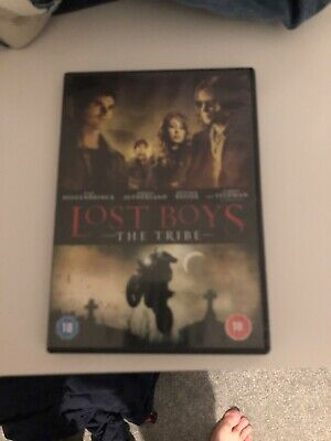 Lost Boys The Tribe Dvd