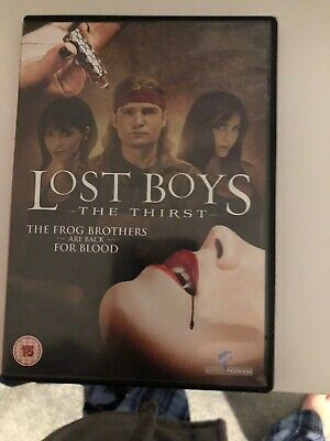 Lost Boys The Thirst Dvd