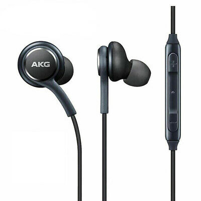 AKG EarBuds Headphones Headset Earphones For Galaxy S9 S8 S8+ S7 Note9 8 New AU